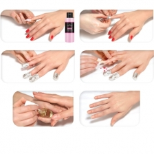 Golden Rose UV Gel Nail Color Remover