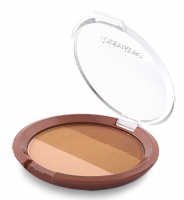 Golden Rose 3 Color Bronzing Powder (SPF 15)
