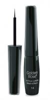 Golden Rose Style Liner Black & Black Eyeliner