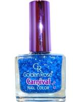 Golden Rose Carnival Matte Glitter