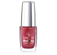Golden Rose Holiday Nail Color