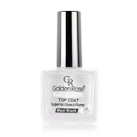 Golden Rose Gel Look Top Coat